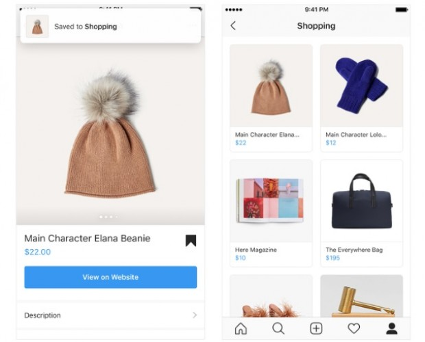 Instagram launches new shopping tools in time for festive season
