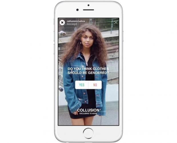 Brands can now feature polls in Instagram Stories Ads