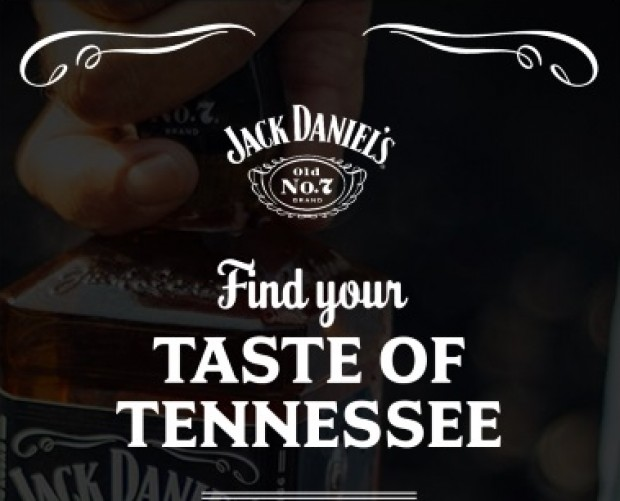 Jack Daniel's teams with Oath on microsite for 'Find Your Taste Of Tennessee' campaign