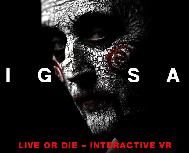 Lionsgate and Unity want to play a game with Jigsaw 'virtual room' ad