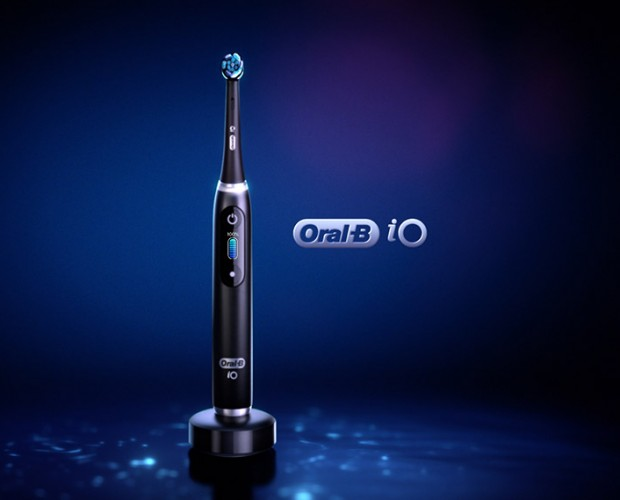 Oral-B releases iO toothbrush with compatible app and AI recognition technology