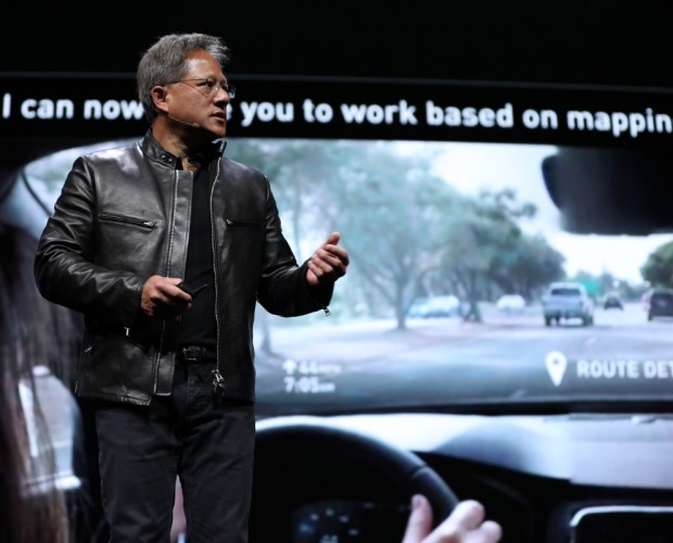 Nvidia secures multiple partnerships to accelerate self-driving cars