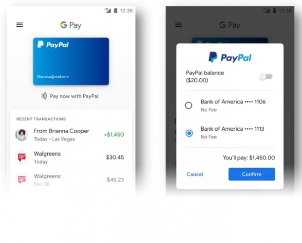 PayPal deepens partnership with Google Pay