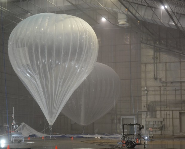Alphabet's Project Loon to provide Puerto Rico with mobile service via balloon