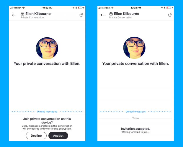 Skype introduces end-to-end encryption to messaging, calls and file transfers