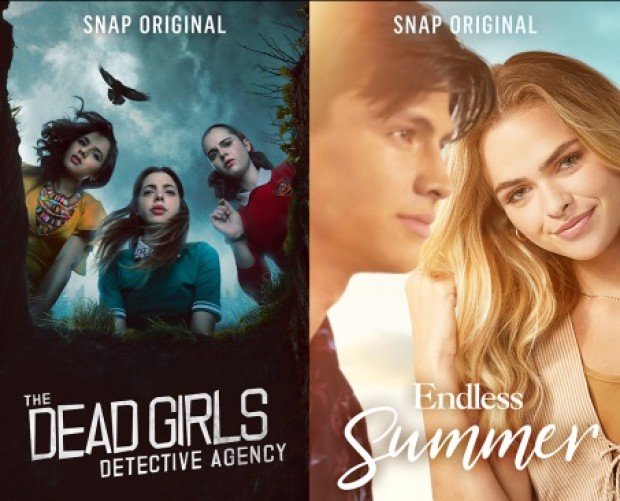 Snapchat unveils slate of original scripted shows