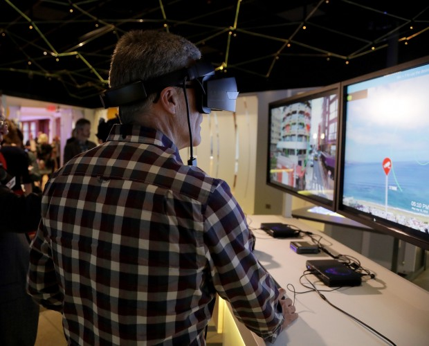 Sprint has opened an interactive 5G experience center