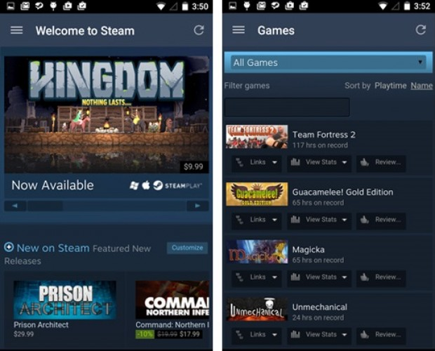 Apple blocks Steam's push into mobile gaming