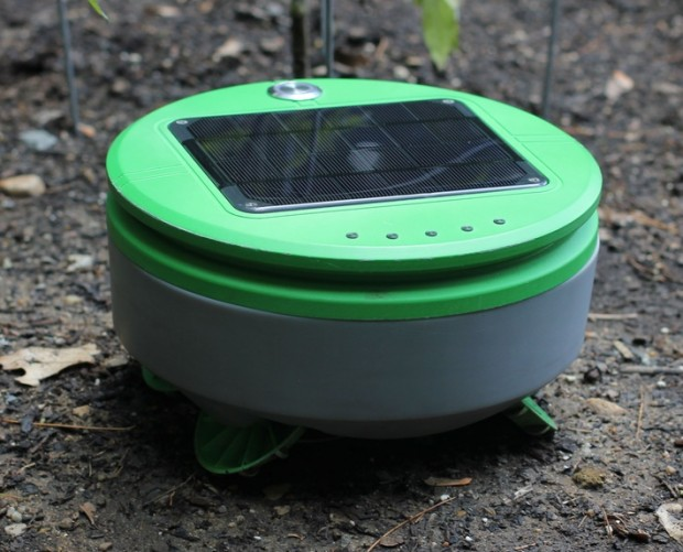 Innovation Lab: Robot Gardeners, Laser Teeth and Scuttling Straws