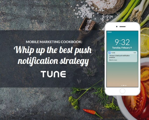 Mobile Marketing Cookbook: Whip up the Best Push Notification Strategy