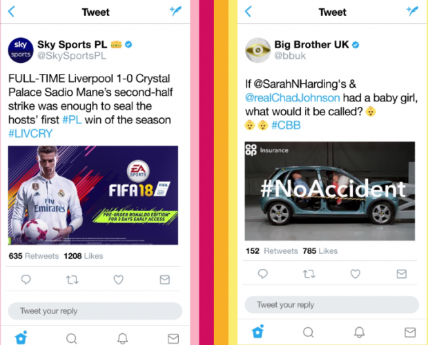 Twitter brings in-stream video ads to the UK