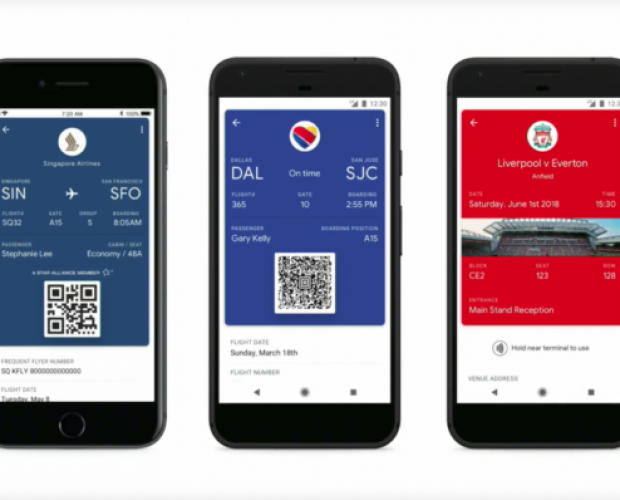 Urban Airship partners with Google for mobile wallet tickets and boarding passes