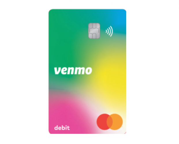 Venmo introduces limited-edition rainbow card
